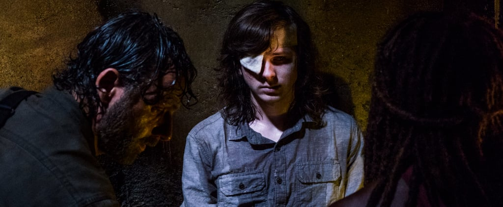 Chandler Riggs Hints The Walking Dead Is Ending Sooner Than We Might Think