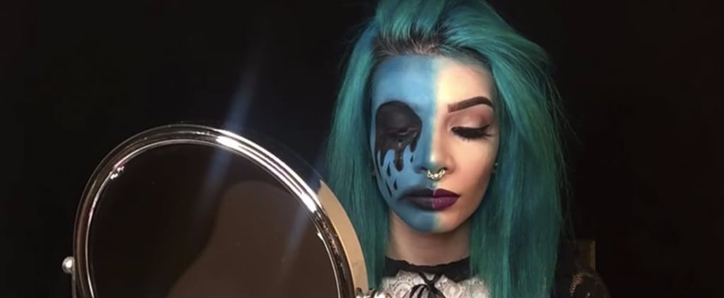 These Makeup Looks Spotlight Stigmas Surrounding Mental Health Illnesses