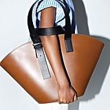 Zara Extra Large Leather Tote