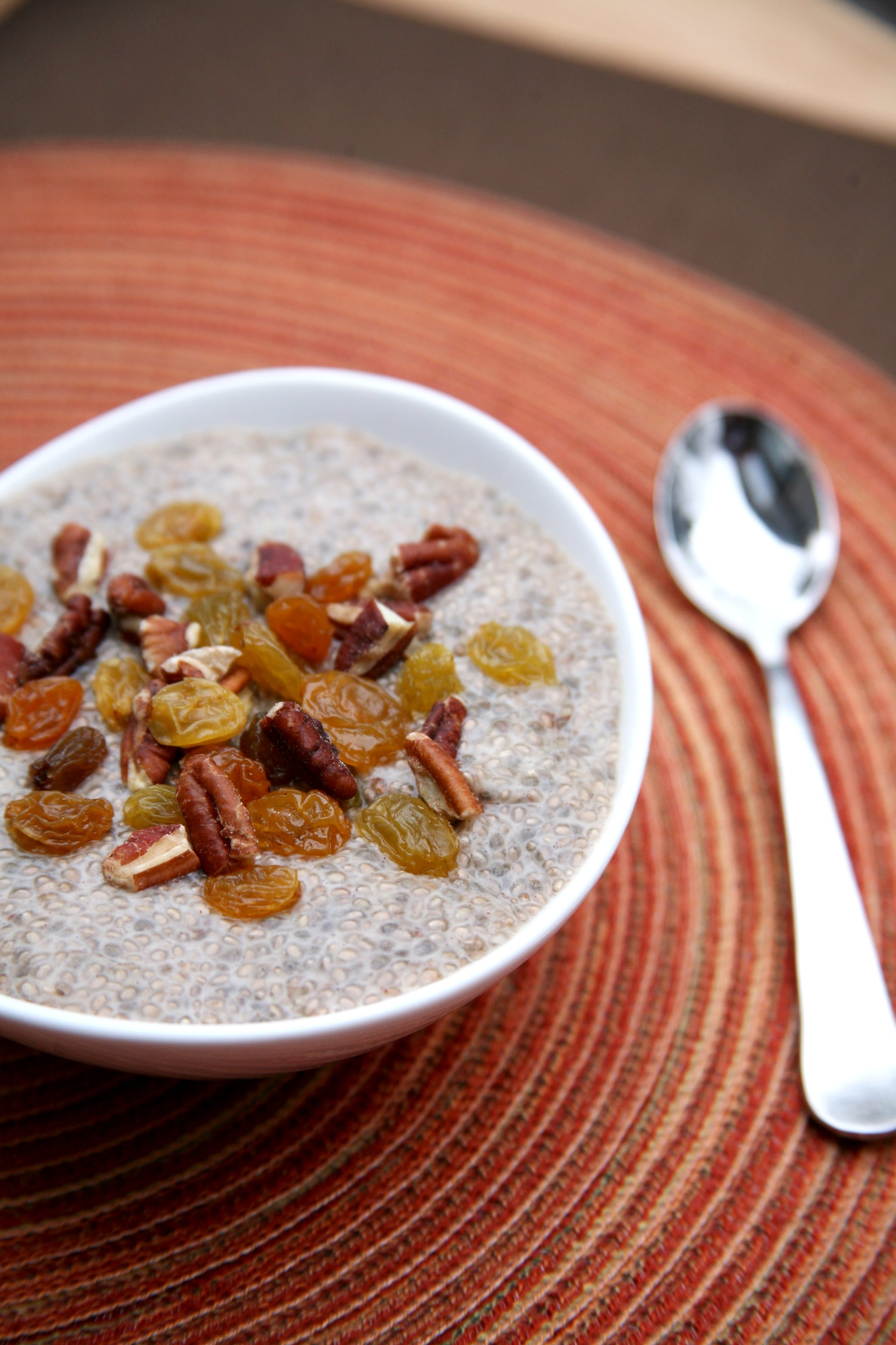 Gingerbread chia pudding popsugar fitness this weight loss breakfast tastes like a gingerbread man forumfinder Choice Image