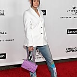 Kehlani at the 2020 Universal Grammys Afterparty