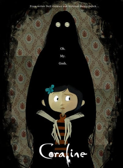 Creepy Sneak Preview of Neil Gaiman's Coraline