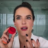 Alessandra Ambrosio Has a Genius Tip For Applying Bronzer, and Yeah, We re Copying It