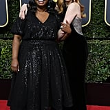 Pictured: Octavia Spencer and Jessica Chastain