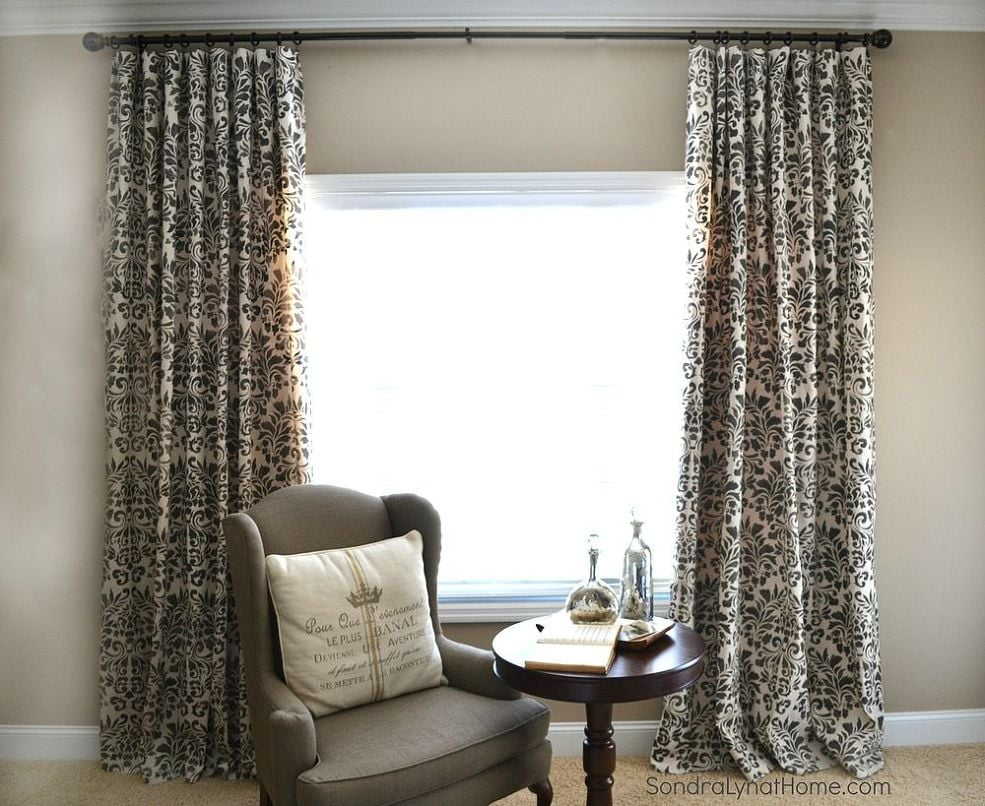 youtube pull fit tie look the where to watch best for curtains back curtain hooks