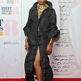 FKA Twigs at the 2015 Brit Awards Nominations