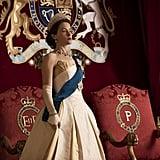 Queen Elizabeth II From The Crown