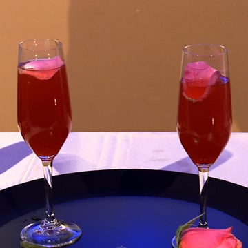 Oscars Champagne Cocktail Ideas