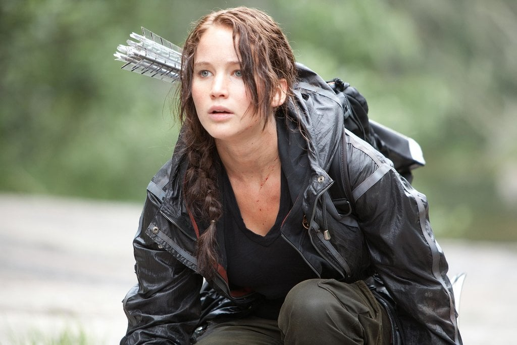 H Is For Hunger Games