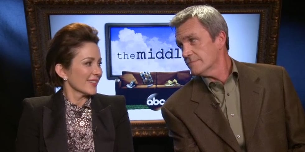 Patricia Heaton and Neil Flynn Interview The Middle (Video)