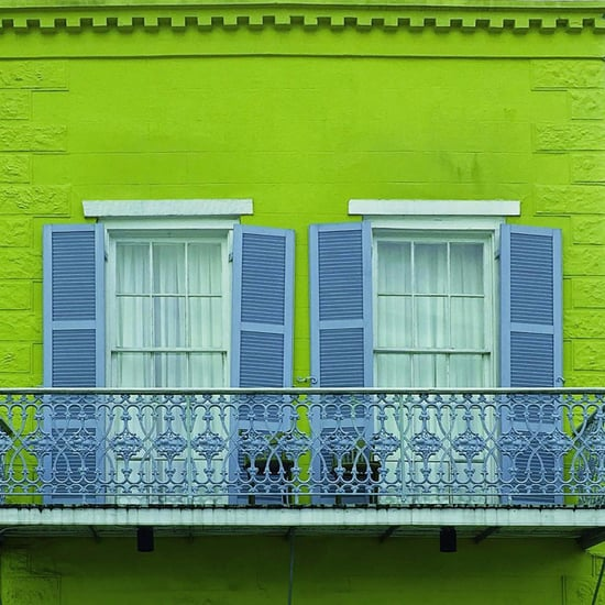 Pantone Greenery Exterior Paint Inspiration