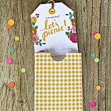 "Free ""Let's Picnic!"" Invitations"