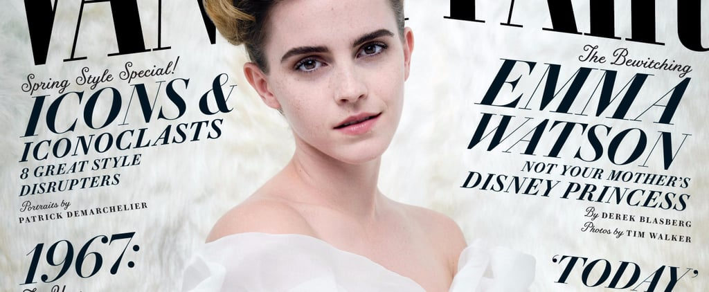 Emma Watson Shouldn't Have to Defend Posing Topless
