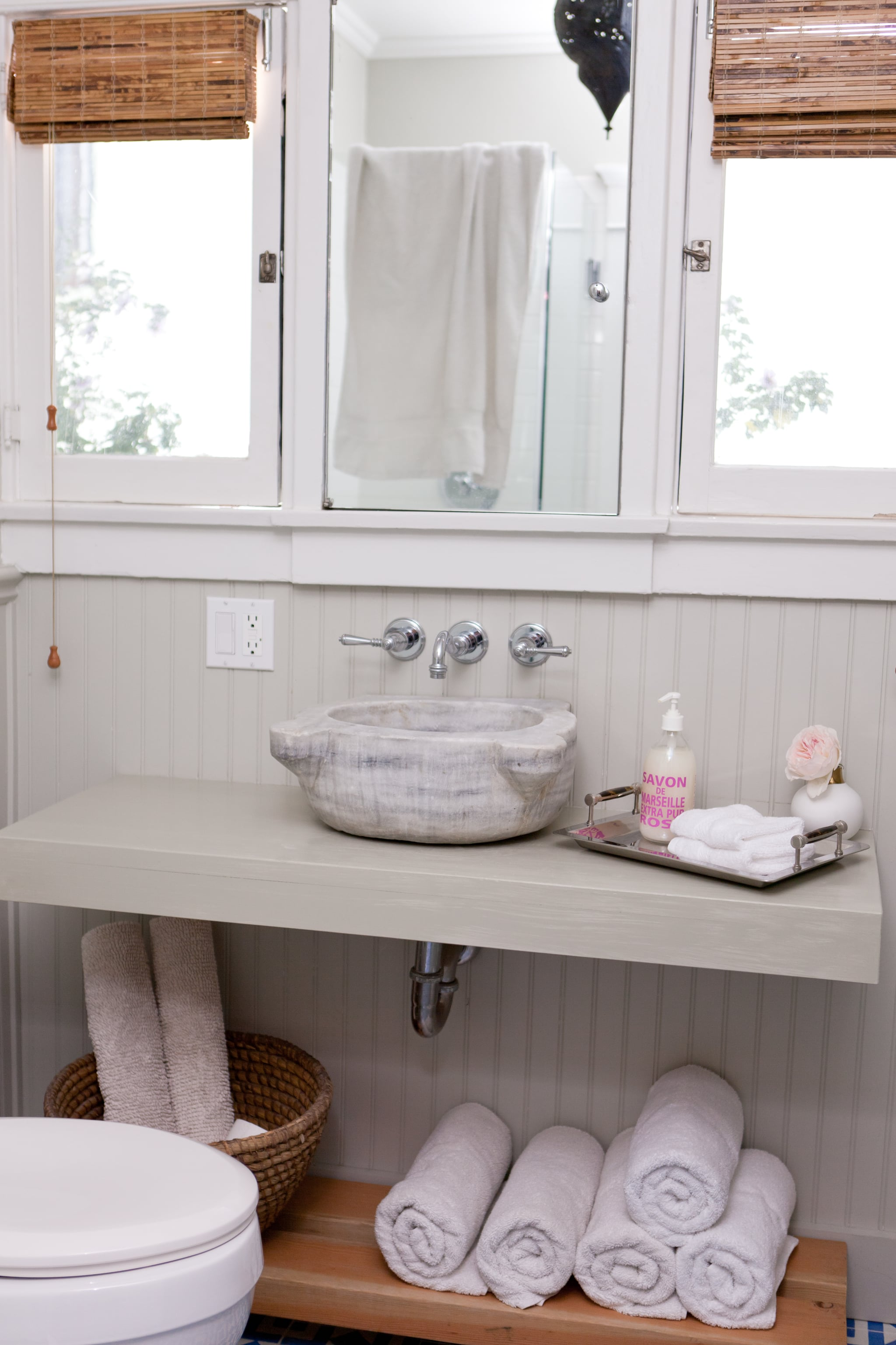 Lessons From a DIY Bathroom Reno | POPSUGAR Home Australia