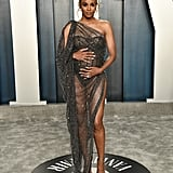 Ciara at the 2020 Vanity Fair Oscar Party