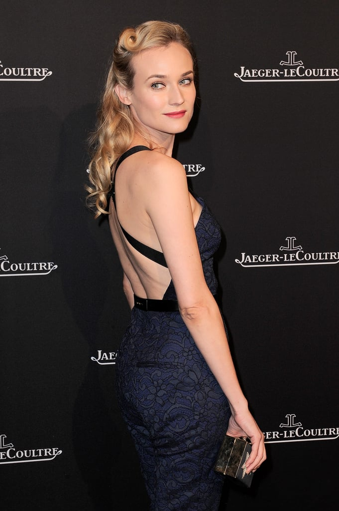 Diane Kruger showed us how to do jumpsuits right when she wore one to a boutique opening in Paris on November 20.