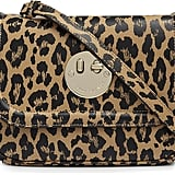 Hill & Friends Ladies Leopard Printed Classic Leopard-Printed Happy Bag