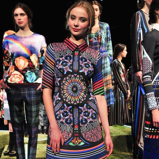 Clover Canyon Fall 2014 New York Fashion Week