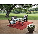 Better Homes & Gardens Piper Ridge 4-Piece Outdoor Conversation Set