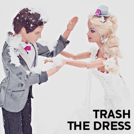 Trash the Dress Sweet 16