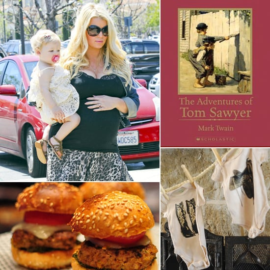Inspiration From Jessica Simpson's Tom Sawyer-Themed Baby Shower