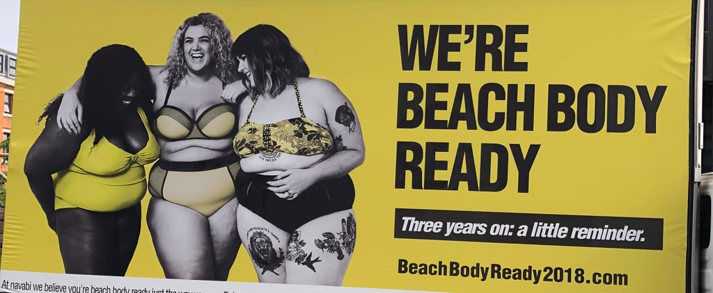 Navabi Beach Body Ready Campaign
