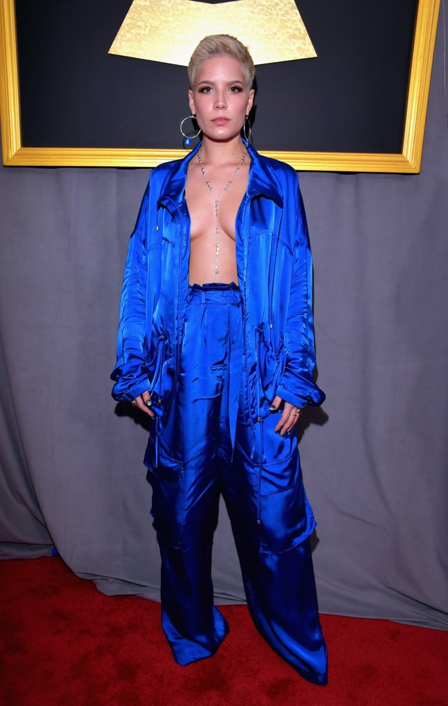 Image result for Halsey grammys 2017