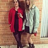 Daria and Jane: The Costume