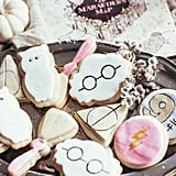 Harry Potter Decorative Sugar Cookies