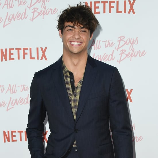 How Noah Centineo Got His Scar