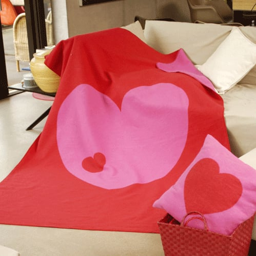 Steal of the Day: Silvretta Heart Throw