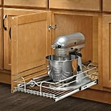 Rev-A-Shelf 15 Inch Wide 20 Inch Deep Base Cabinet Pull Out Basket