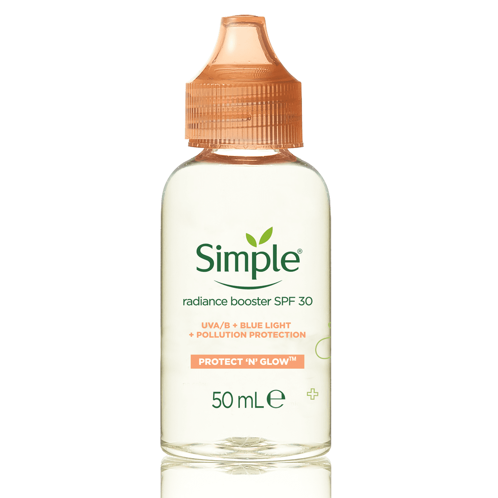 Simple Protect 'N' Glow Radiance Booster SPF 30