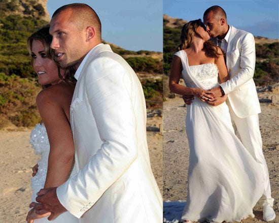Pictures from the Wedding of John Heitinga and Charlotte-Sophie Zenden