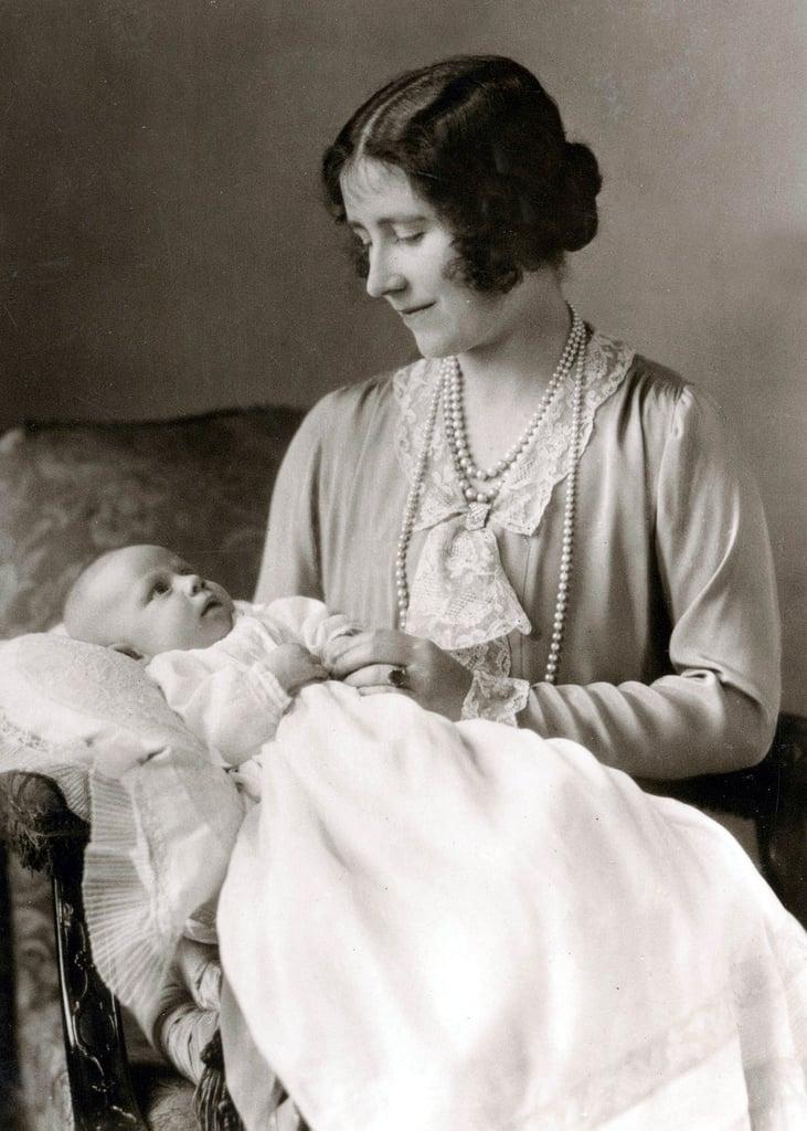 Princess Margaret, August 1930