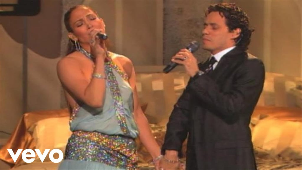 """""""Escapémonos"""" at the Grammy Awards in 2005"""