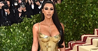 Kim Kardashian's Glowing Met Gala Dress Will Have You Screaming,