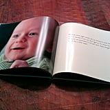 Make a Baby Book