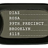 Brooklyn Nine-Nine Dog Tags