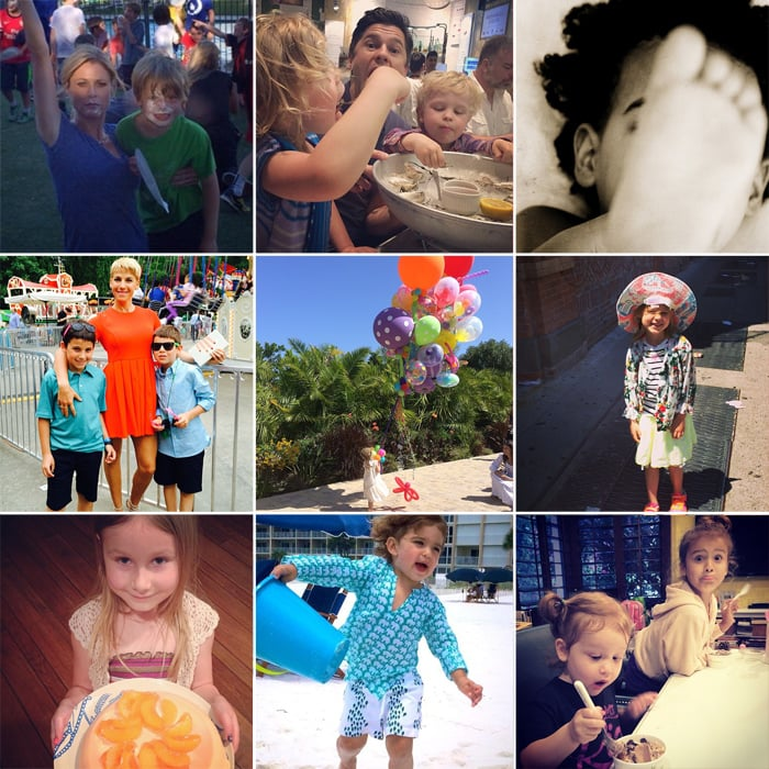 Jessica, Jenna, Molly, Beyoncé, and More Celeb Moms Shared Some Sweet Snaps of Their Tots This Week!