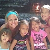 The Woman Who Adopted Her Best Friend's 4 Daughters After Their Mom Died of Cancer