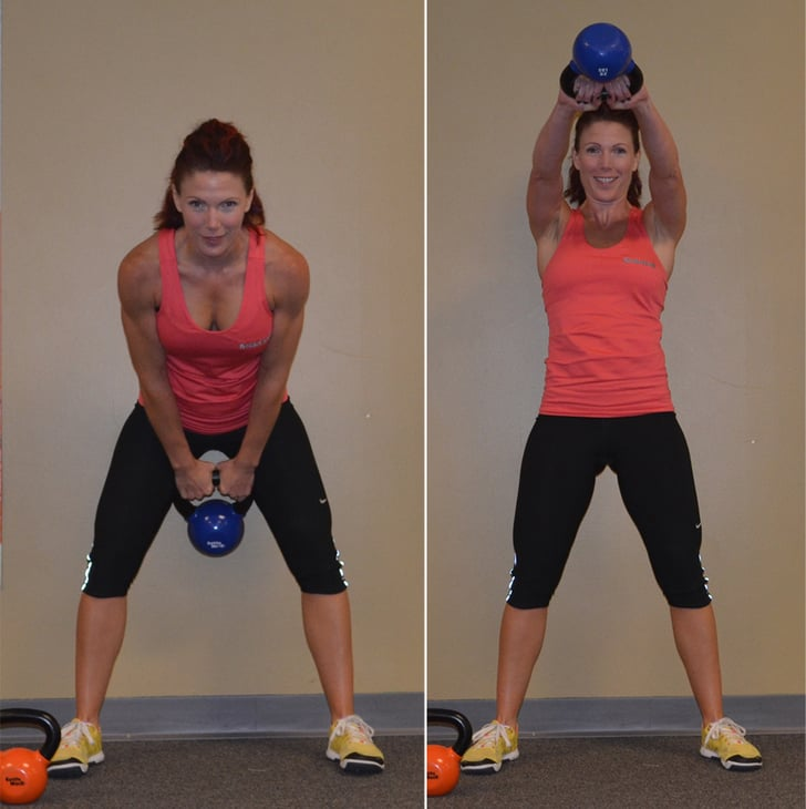 This Kettlebell Workout Will Burn A Ridiculous