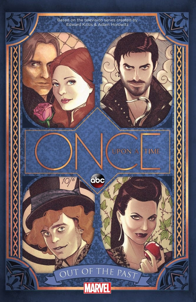 Once Upon a Time: Out of the Past Graphic Novel ($15)