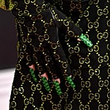 Billie Eilish's Green Gucci Nails at the 2020 Grammy Awards