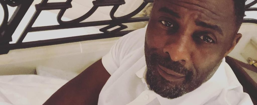 Idris Elba Might Shoot Next Film in Saudi Arabia
