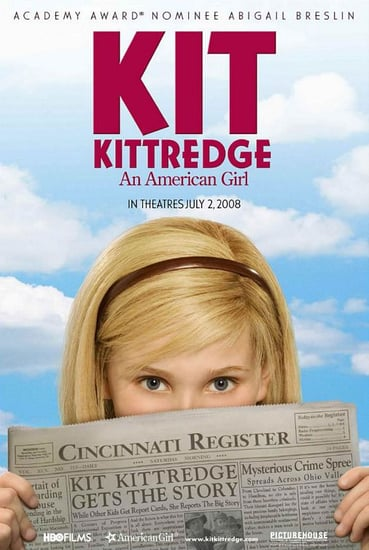 First American Girl Feature Film: Kit Kittredge