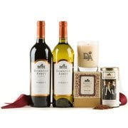 Downton Abbey Wine and Candle Set