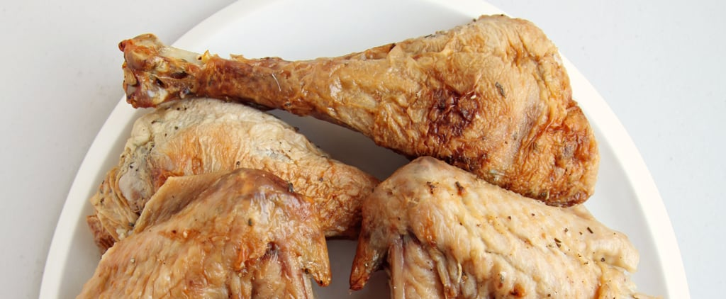 كيفية تقطيع لحم الدجاج الرومي