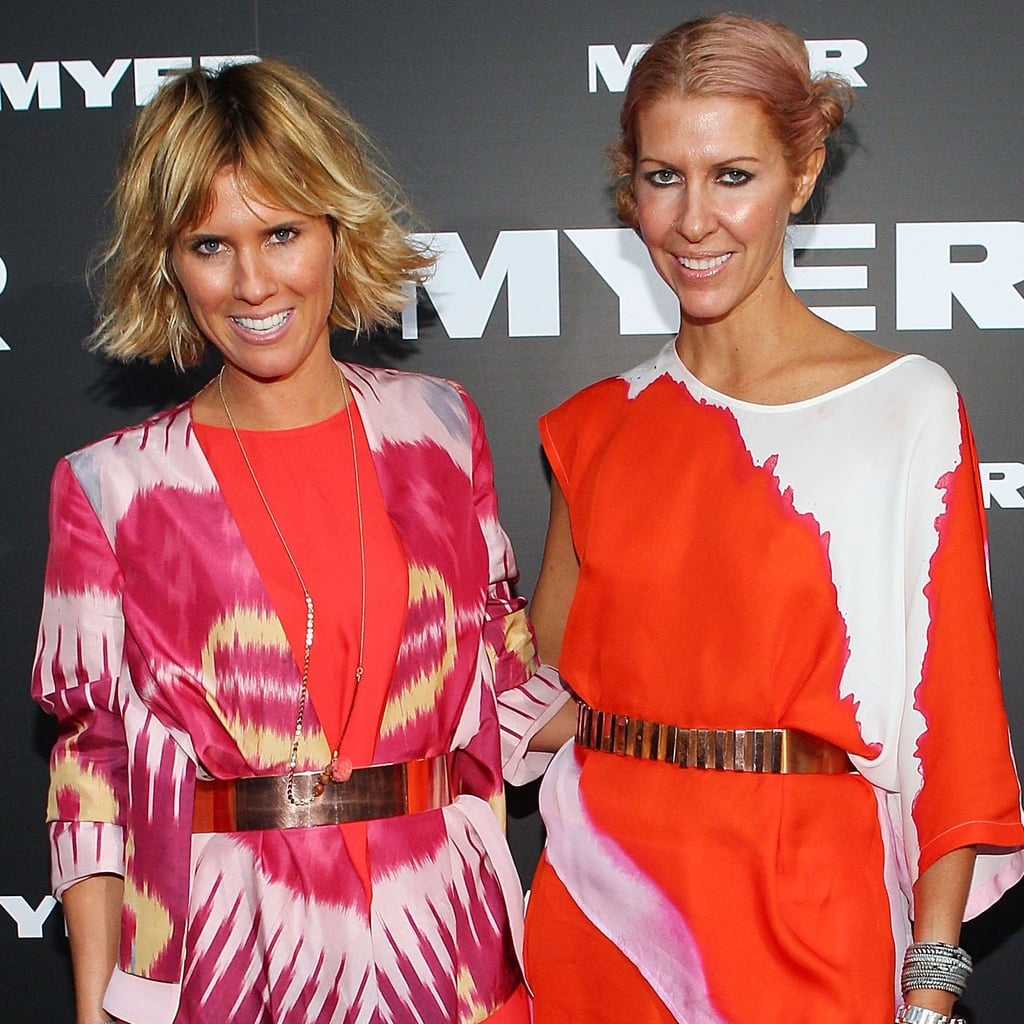 Sass and Bide Designer Heidi Middleton and Sarah-Jane Clarke