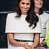 Meghan Smiling 2018